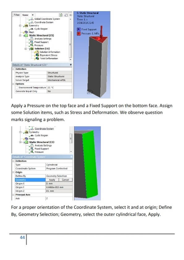 how to use ansys software pdf